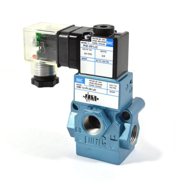 3 way air valves mac valves Sprayer Control Valve