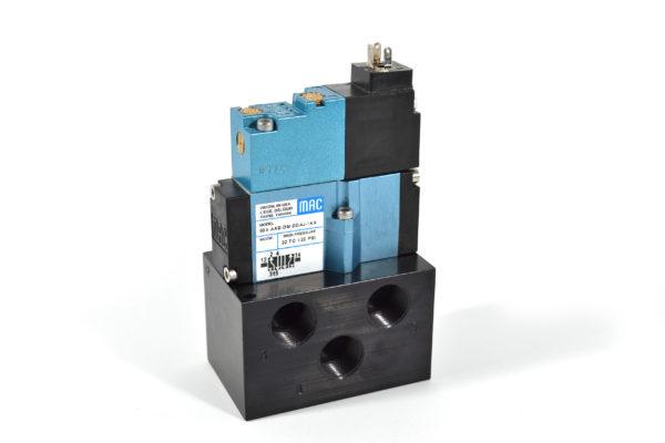 4 way air valves mac valves Sprayer Control Valve