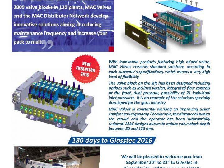 MAC Valves Glass Gazette Issue 6!