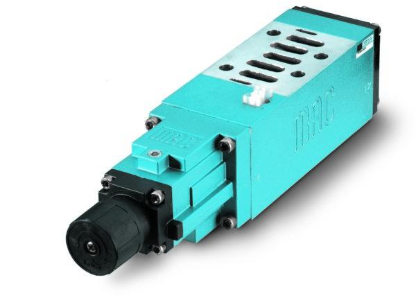 ISO 3 Manual Adjust Regulator Plug-In